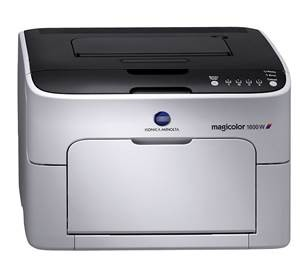 Konica Minolta MC1600W Laser Printer