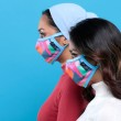 CRUSH ColorPlay Reusable Mask with Filter Pocket - CRUSH