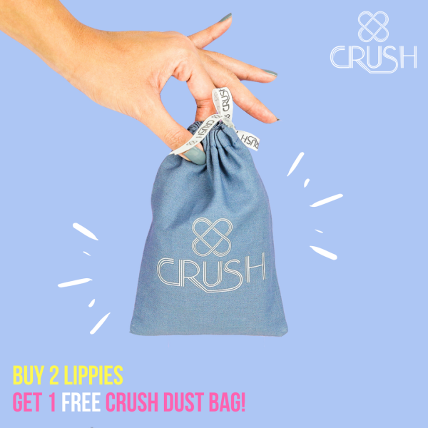 CRUSH Dust Bag - CRUSH