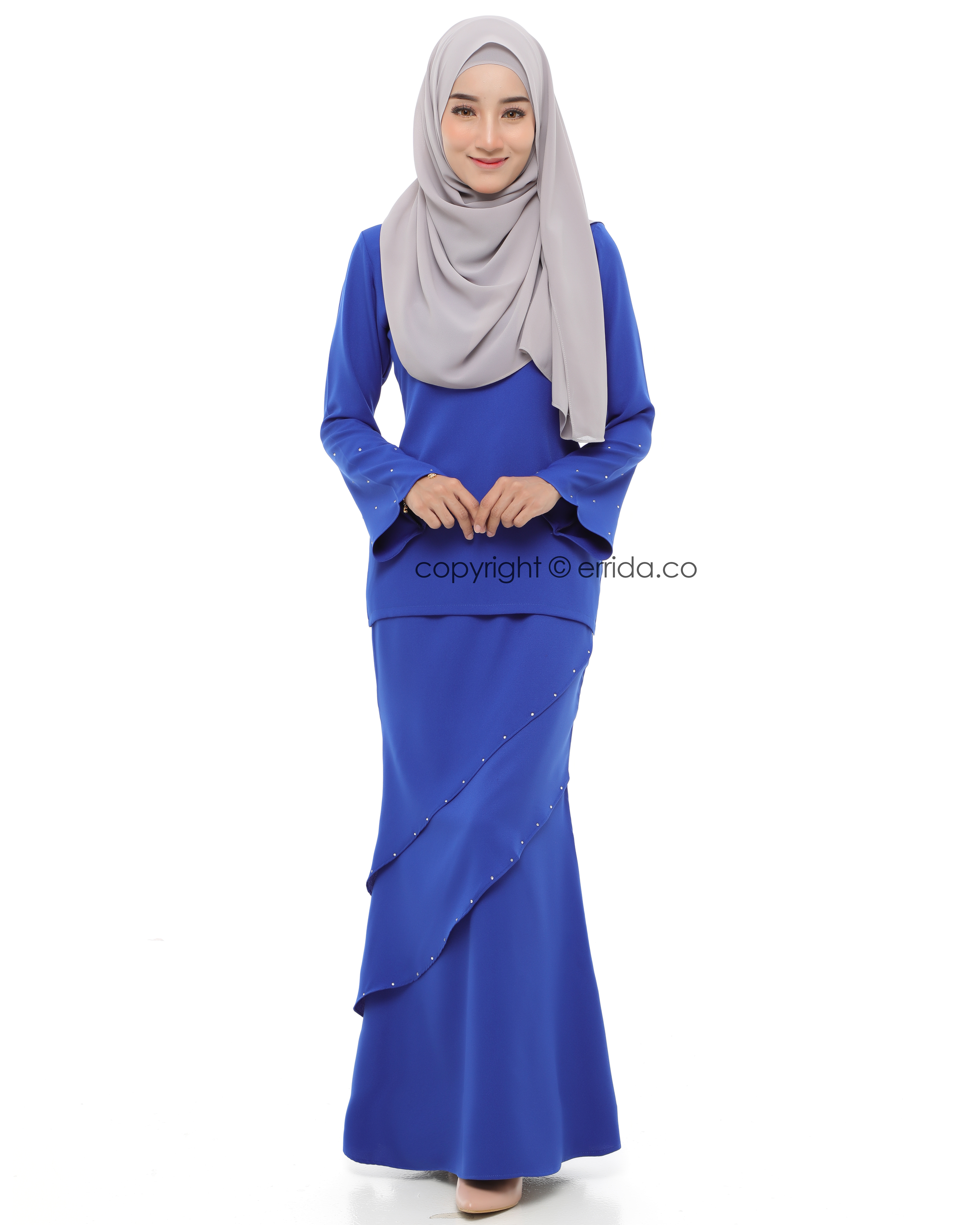 EVELYN - ROYAL BLUE
