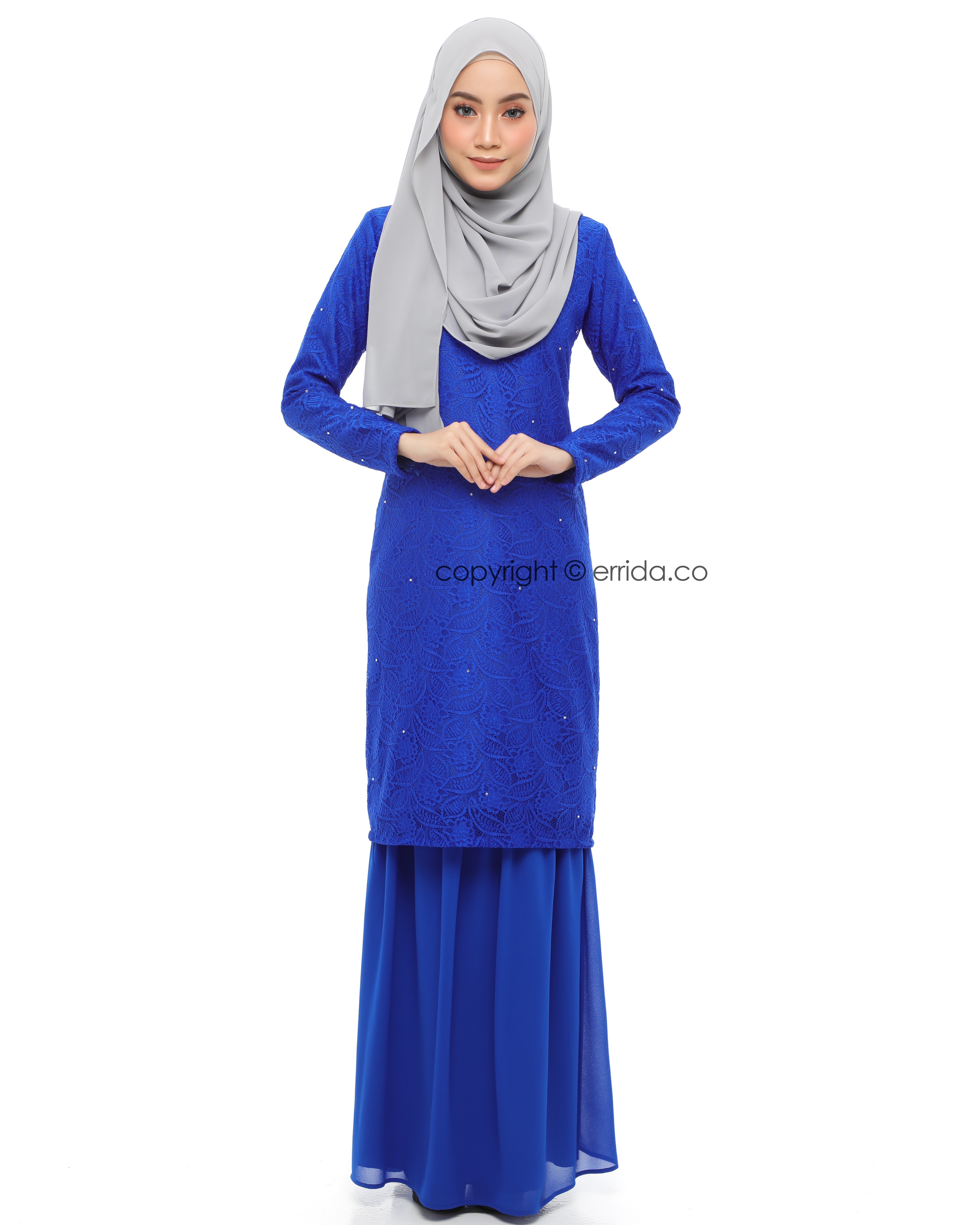 TIARA - ROYAL BLUE