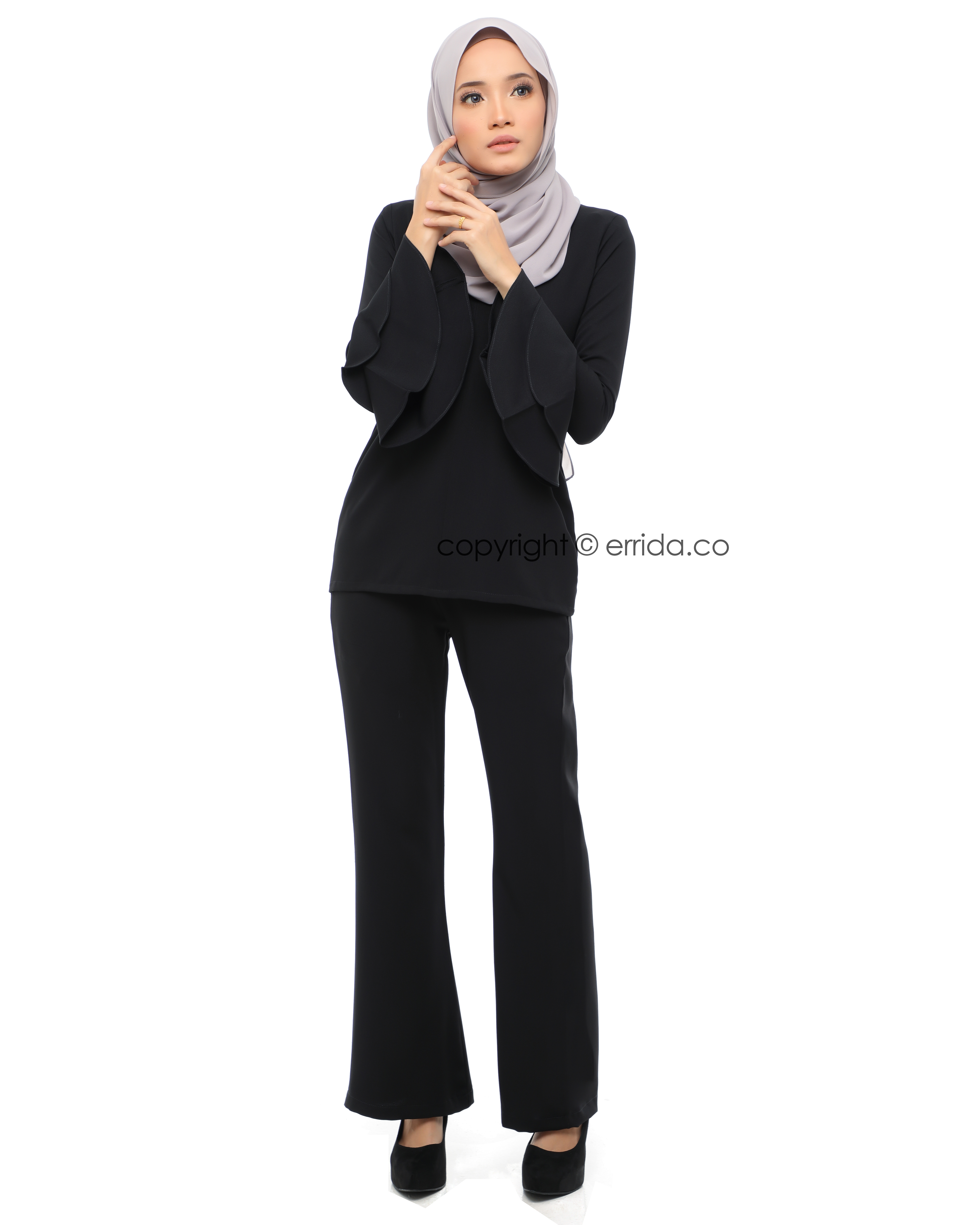 ADELIA SUIT - BLACK