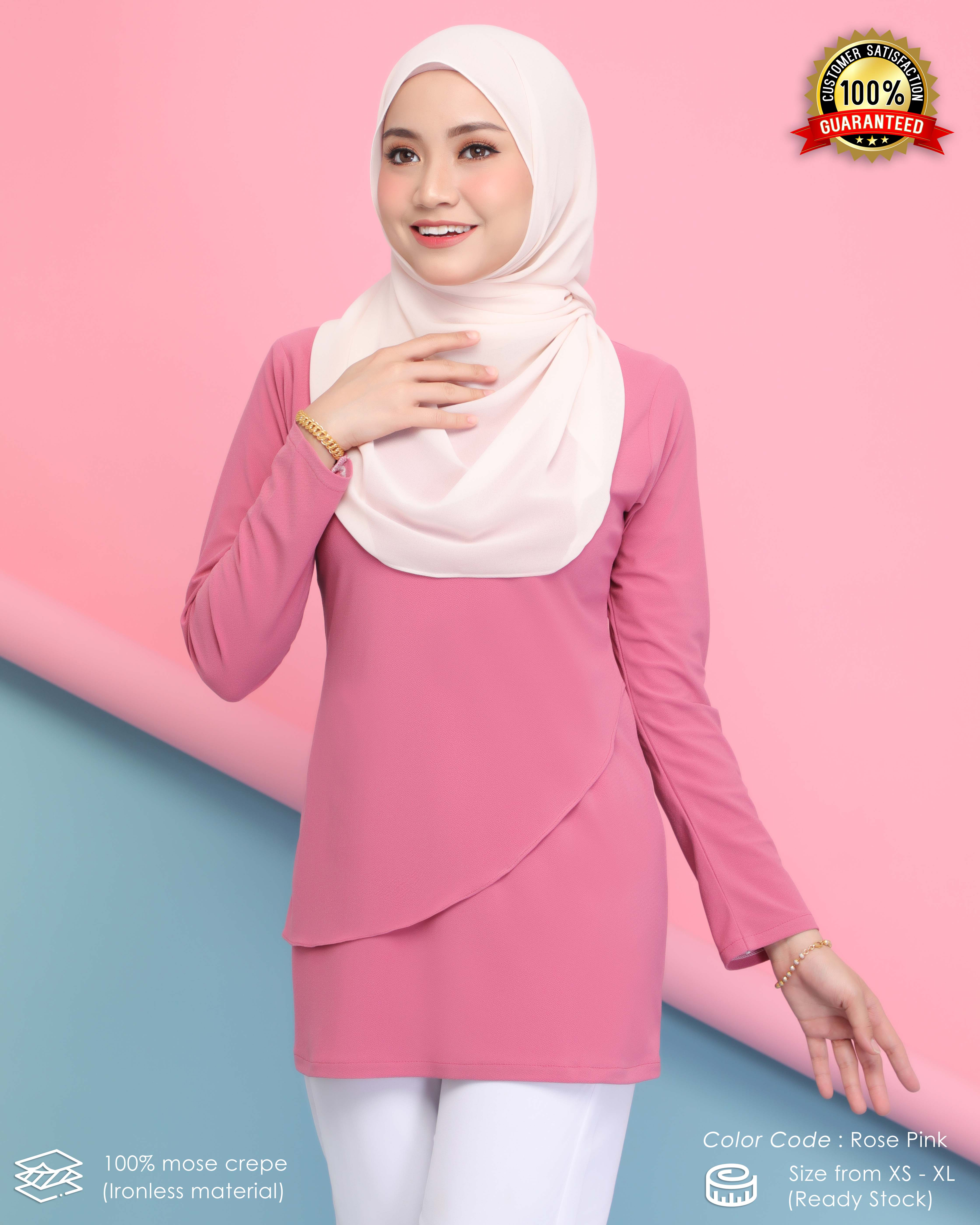 LILY - ROSE PINK