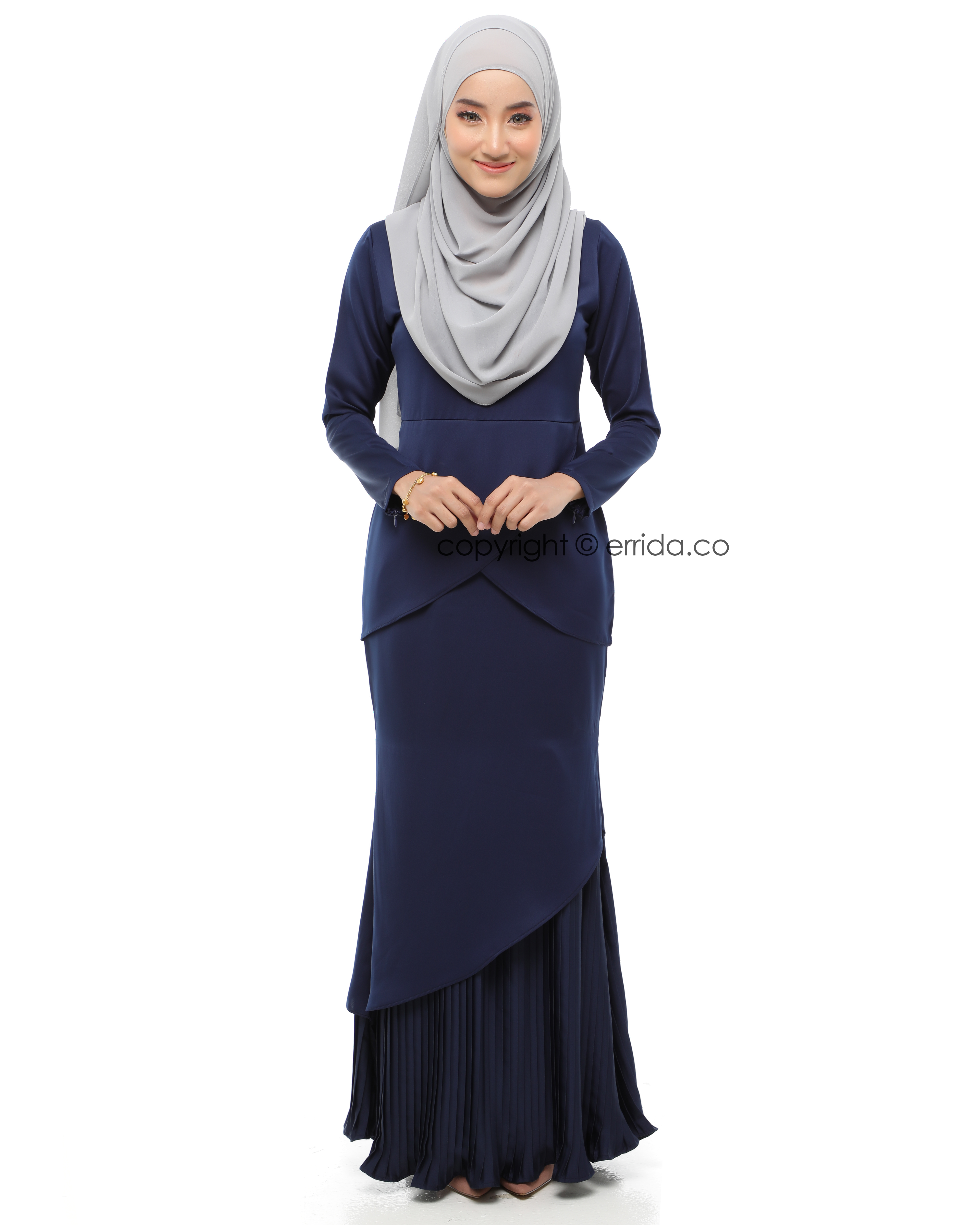 JOANNA - NAVY BLUE