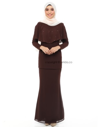 ROSALIE - DARK BROWN