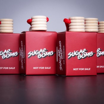 (AF) Free Air Freshener SugarBomb