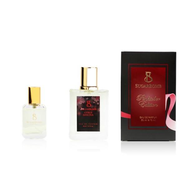 Pinktober Citrus Invictus EDP 30 ml dan 10ml  (Black Friday)  - Sugarbomb Perfumes