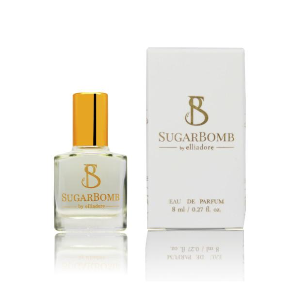 Sweet Coach EDP 8 ml (Black Friday) - Sugarbomb Perfumes
