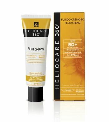 Heliocare Sunblock Fluid Cream
