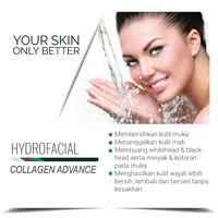 Hydrofacial Collagen Advance + FREE Dermalene Facial Wash LTO
