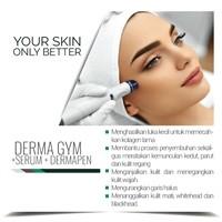 Dermapen + Serum - Dermalene Skin, Hair & Nails