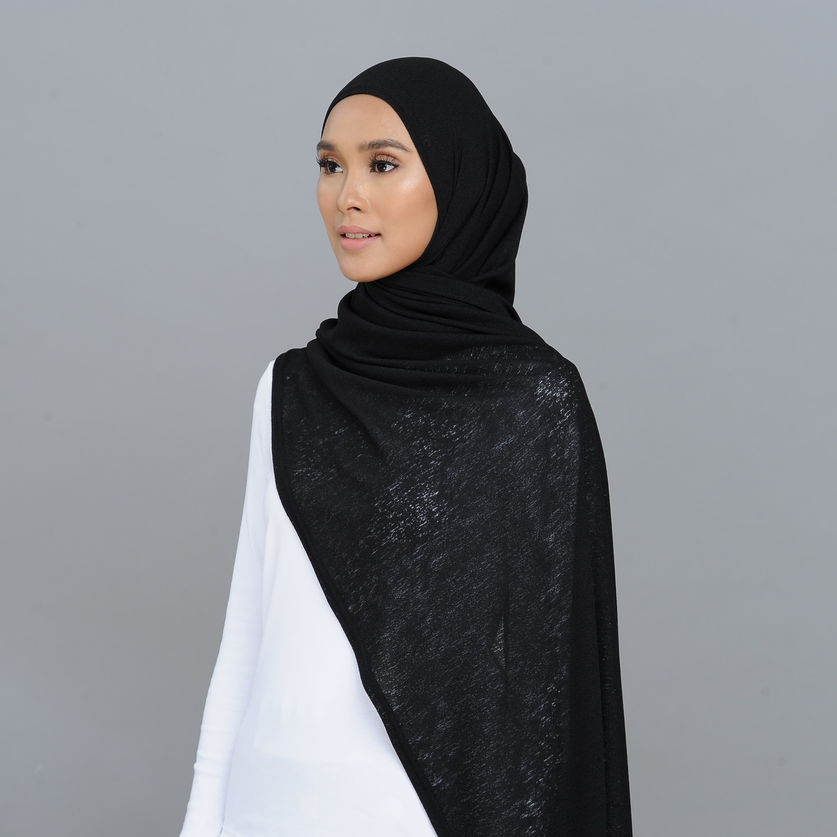 Kate Shawl Black