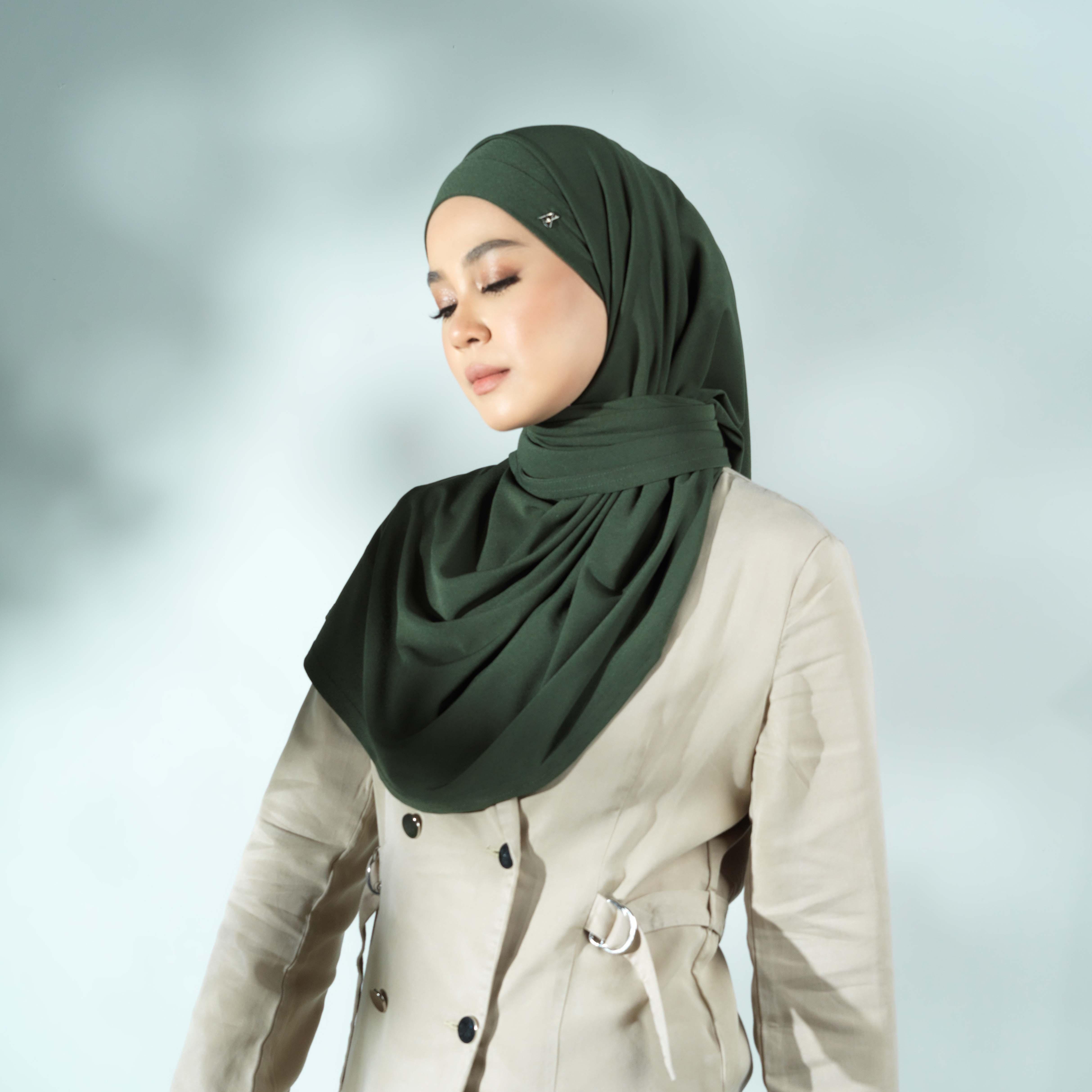 Sarah Tieback Dark Green