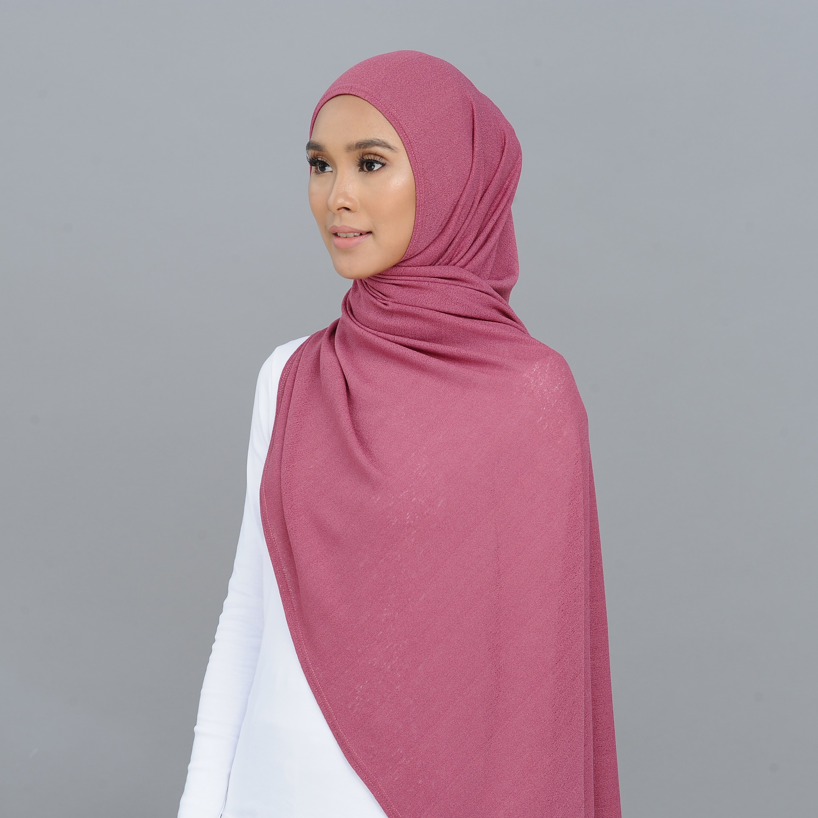 Kate Shawl Dusty Pink