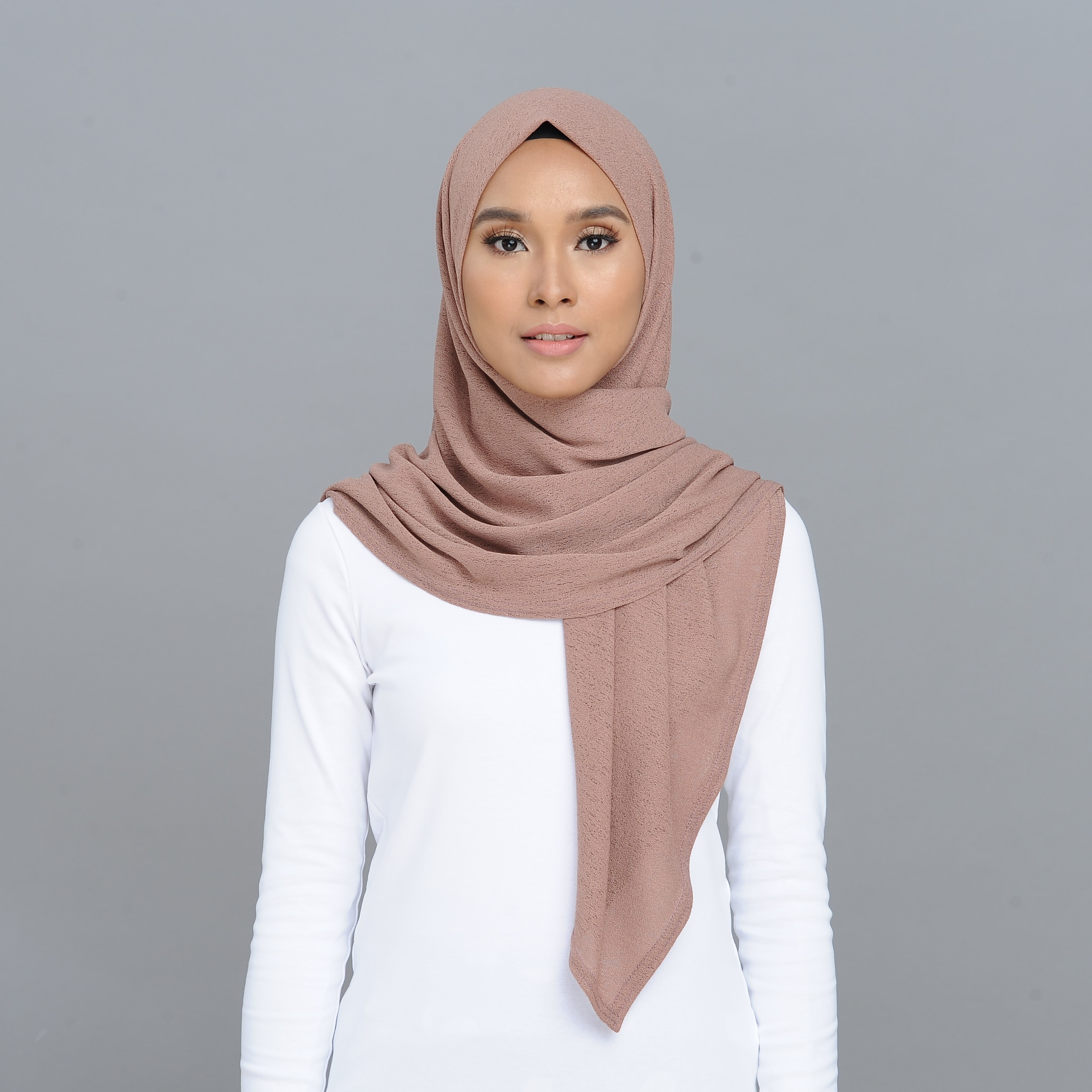 Kate Square Rosy Brown