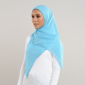 Eyelashes Cotton Arctic Blue