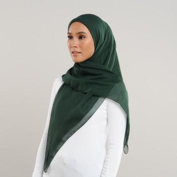 Eyelashes Cotton Emerald Green