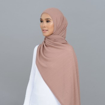 Kate Shawl Rosy Brown