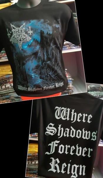 c0a5d0bde Dark Funeral Where Shadows Forever Reign Tshirt