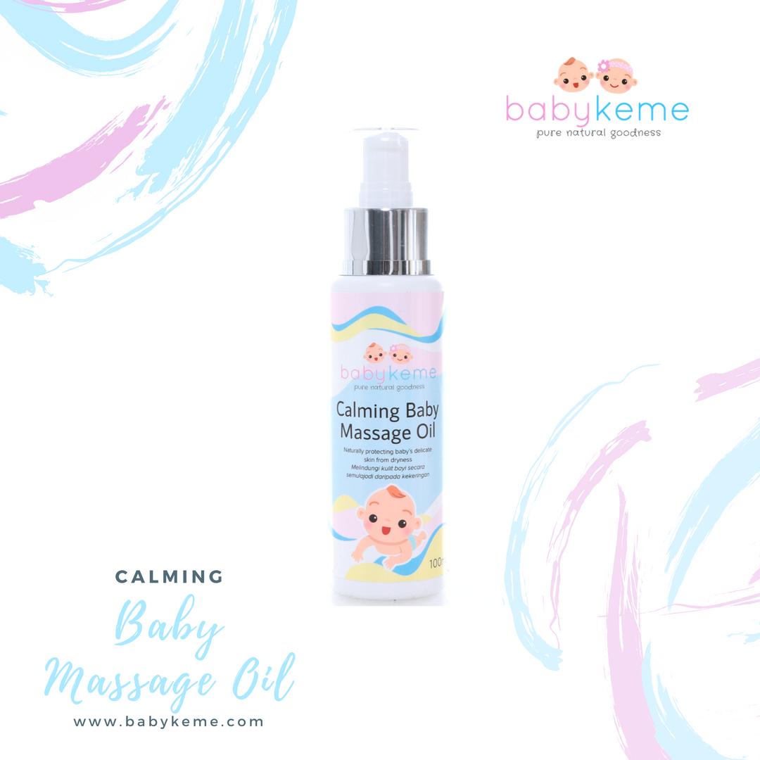 Massage Oil Boy