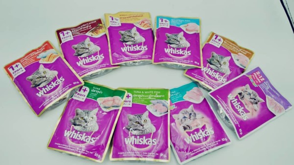 Whiskas Pouch Cats Hometown Online Shopping