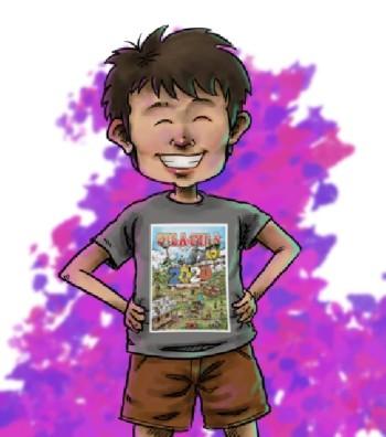 T-Shirt GG EDISI 2020-Kids