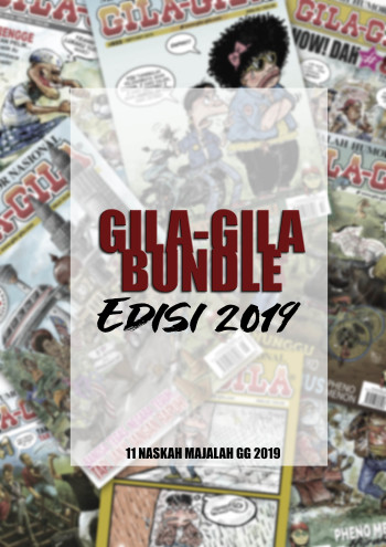 GILA-GILA BUNDLE 2019 (COMPLETE SET)
