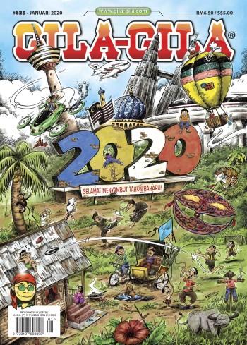 GILA-GILA TERKINI - EDISI JANUARI 2020