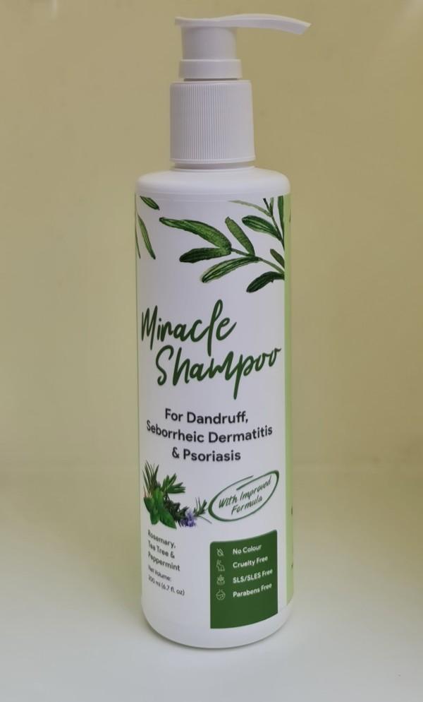Miracle Shampoo - Ch33KY
