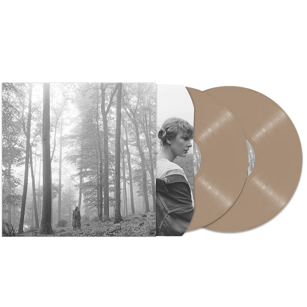 """1. the """"in the trees"""" edition deluxe vinyl"""