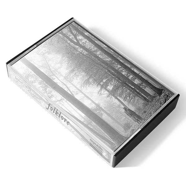 """1. the """"in the trees"""" edition deluxe cassette"""