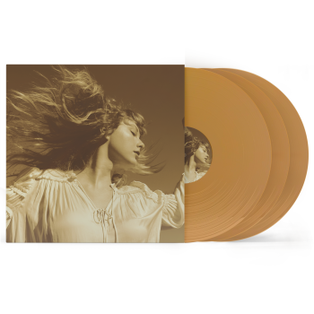 Fearless (Taylor's Version) vinyl
