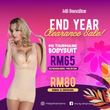 MS TOURMALINE BODYSUIT (BODYSHAPER) - OFFER!