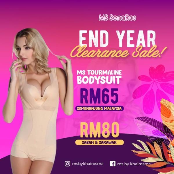 MS TOURMALINE BODYSUIT (BODYSHAPER) - End Year Clearance Sale! - MS SENAROS