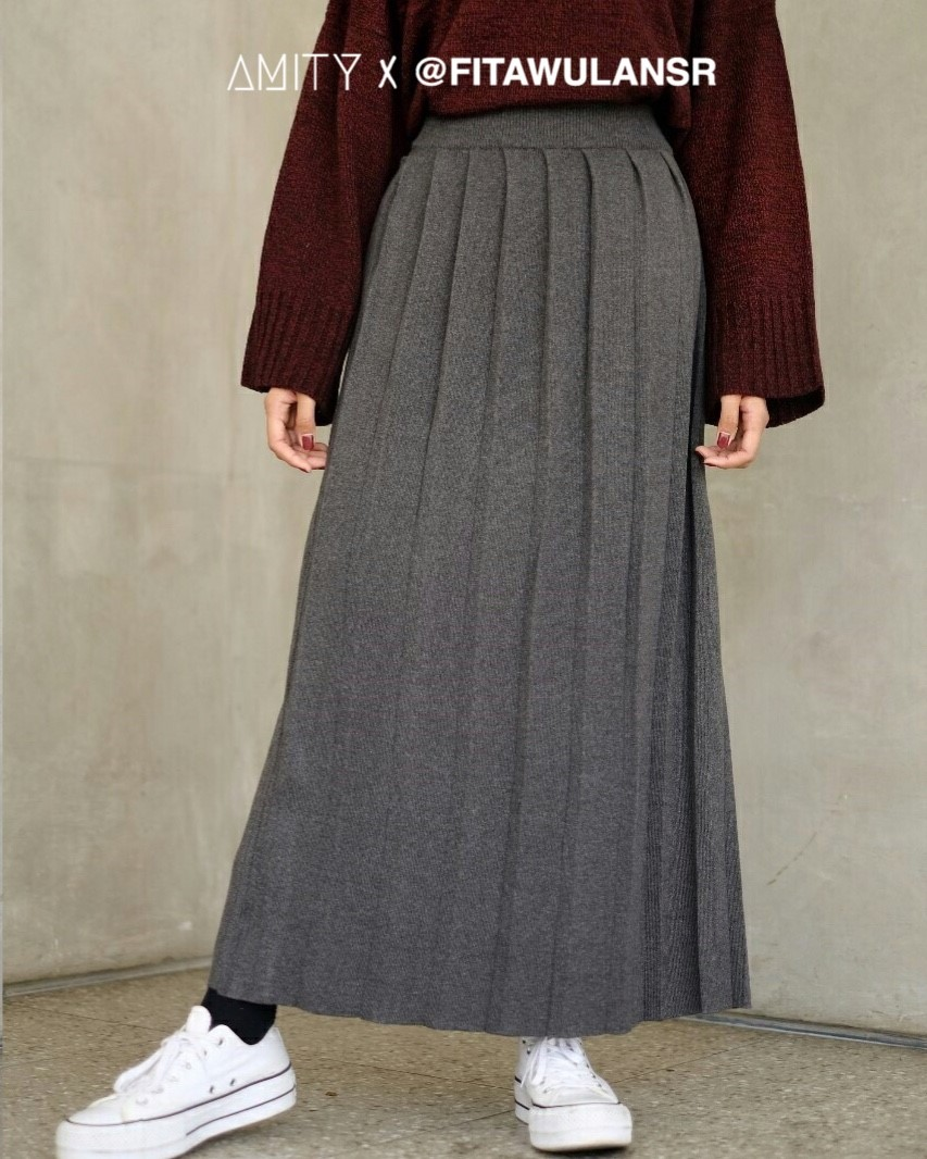 FITA SKIRT DARK GREY