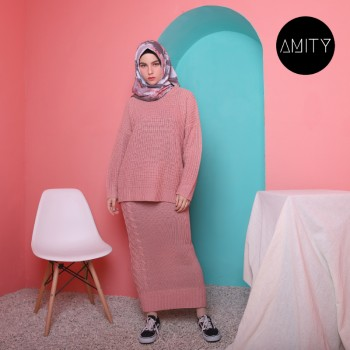 READY TO GO! Series Dusty Pink