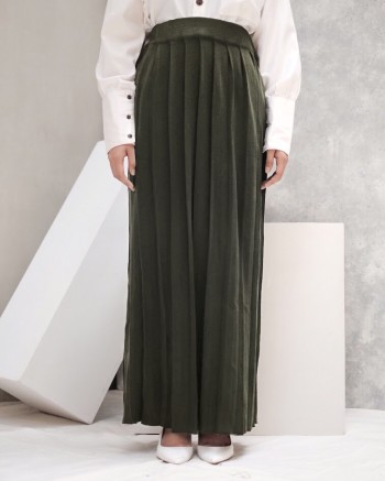 DAILY SKIRT OLIVE