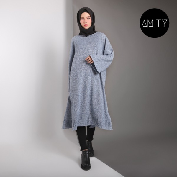 BORN TO BE COOL ! Series Tunic Sky - AMITY