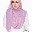 Jasmeen Crystal Swarovski in Lilac - MatBunga Exclusive