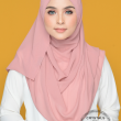 Juliet in Dusty Pink  - MatBunga Exclusive