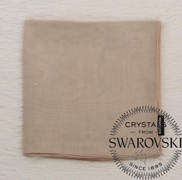 Bawal Jepun Swarovski 058 - MatBunga Exclusive