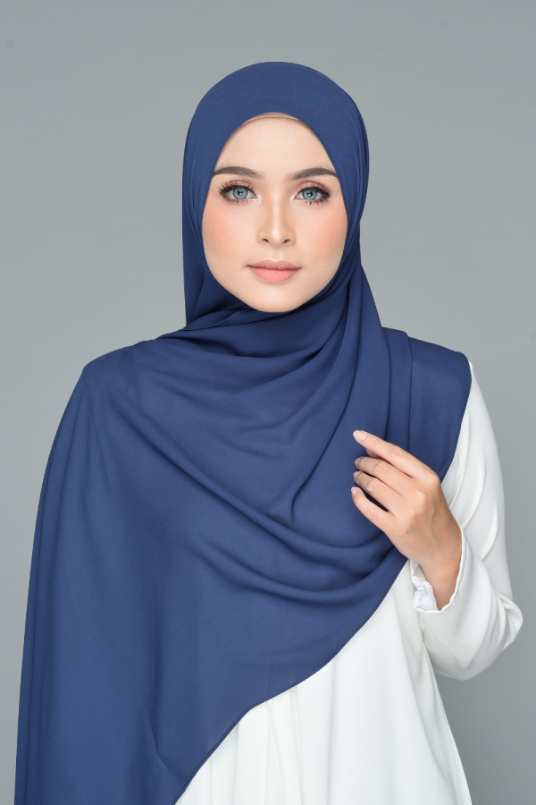 Zaraa in Space Blue  - MatBunga Exclusive