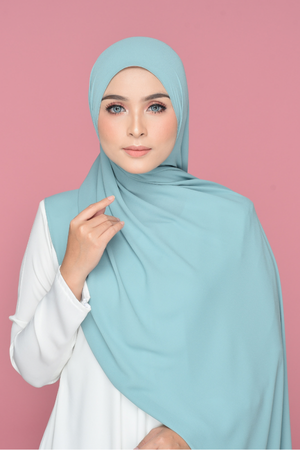 Isabel in Pale Green - MatBunga Exclusive
