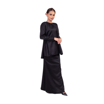 NALEA DOLL KURUNG (BLACK)