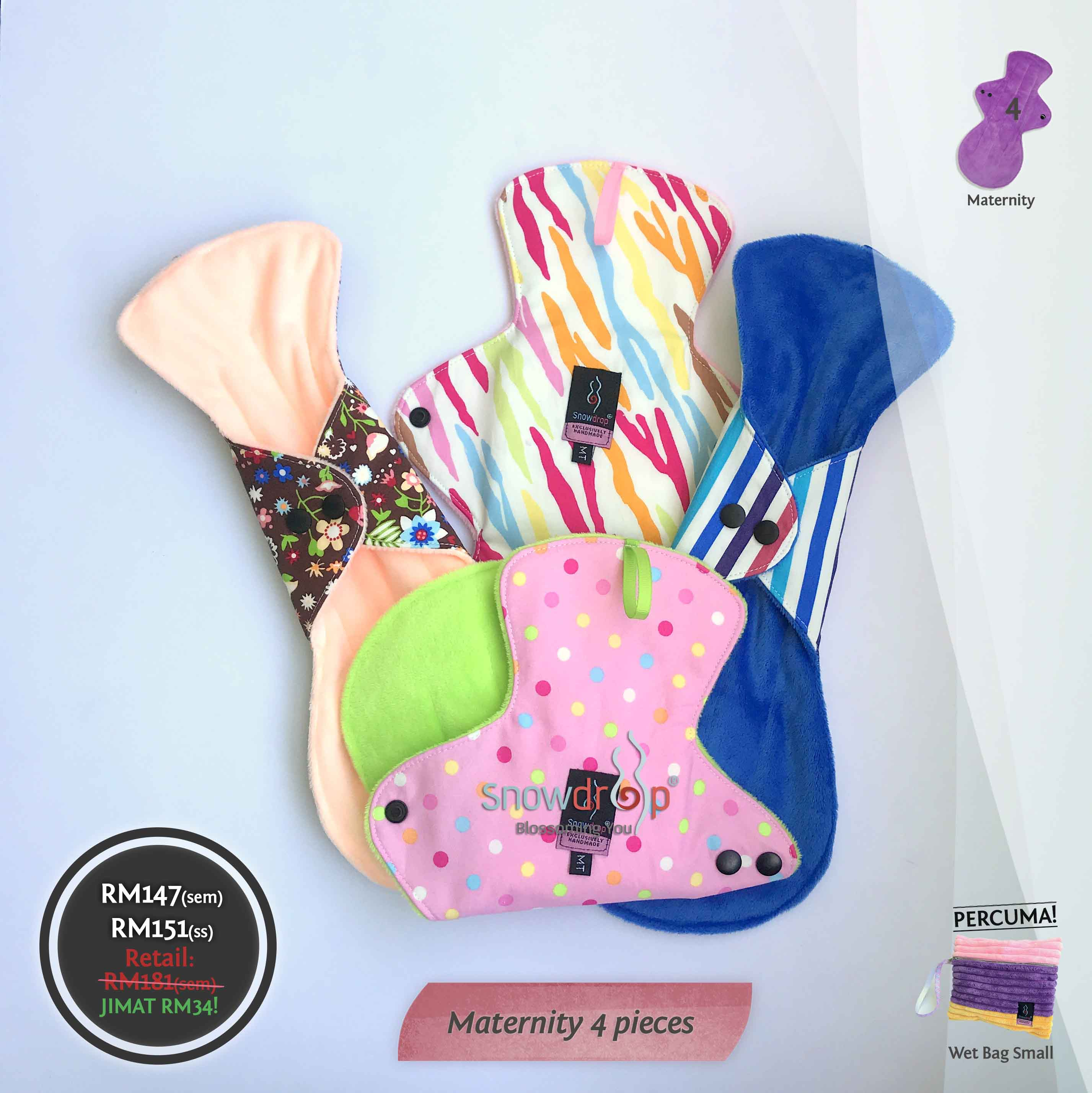 Maternity 4 Pieces Package