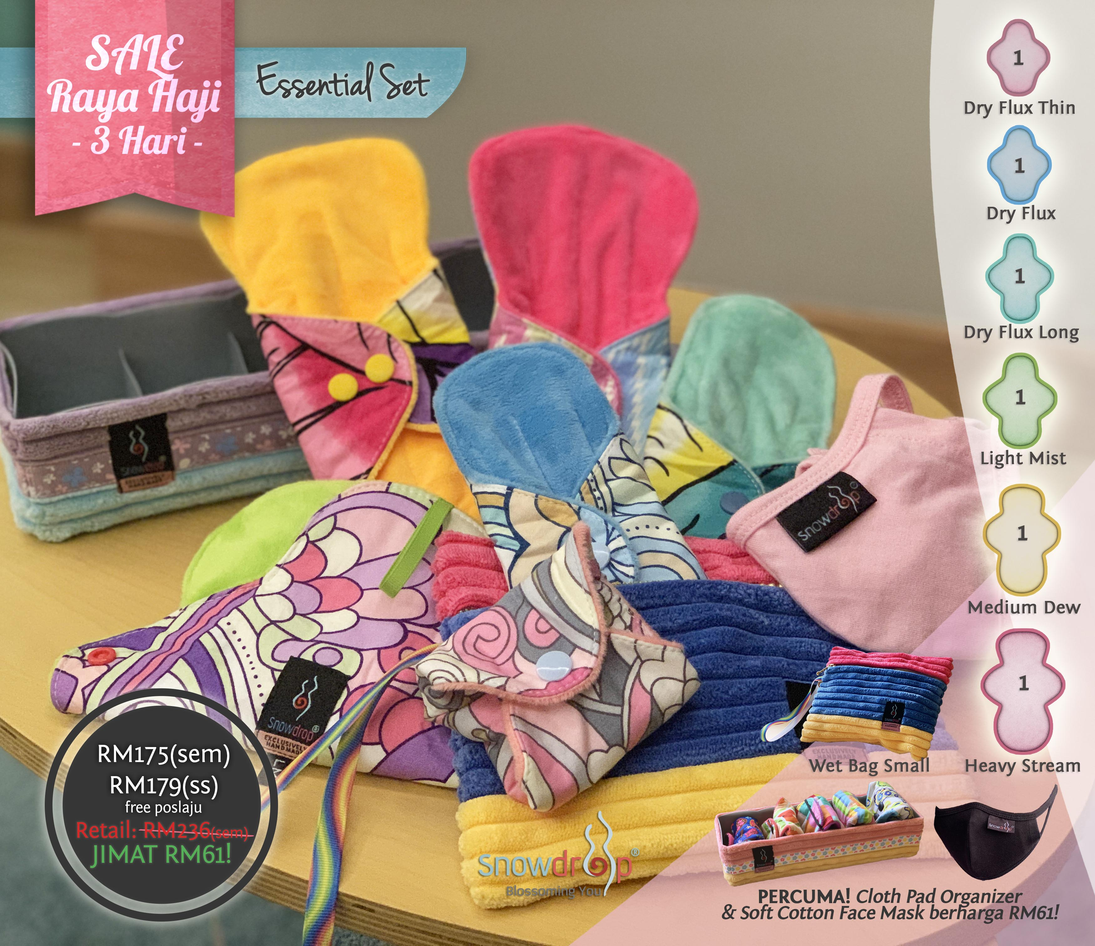 Pakej SALE Essential Set