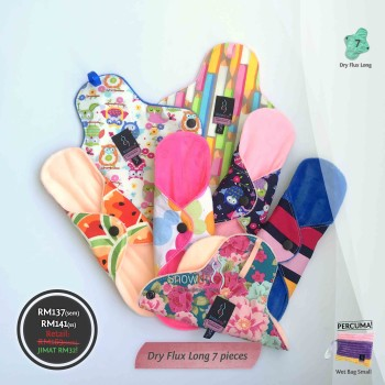 Dry Flux Long 7 Pieces Package