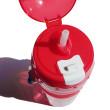 EJEN ALI WATER BOTTLE POP! KIDS (RED) - Ejen Ali Gears
