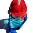 EJEN ALI WATER BOTTLE KIDS (BLUE) - Ejen Ali Gears