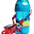 EJEN ALI WATER BOTTLE POP! KIDS (BLUE) - Ejen Ali Gears